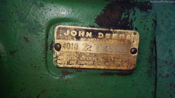 John Deere 4010 Wheatland : John deere grossenburg implement