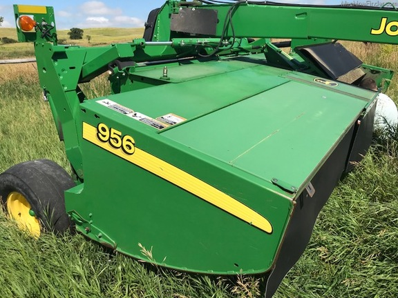 2012 John Deere 956 - Grossenburg Implement