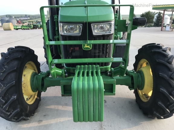 Nearest Used Tire Shop >> 2016 John Deere 5100E - Grossenburg Implement