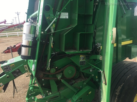 Nearest Used Tire Shop >> 2013 John Deere 569 - Grossenburg Implement