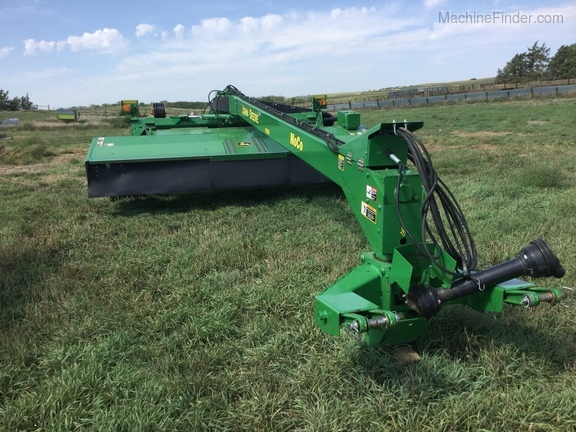 2014 John Deere 956 - Grossenburg Implement